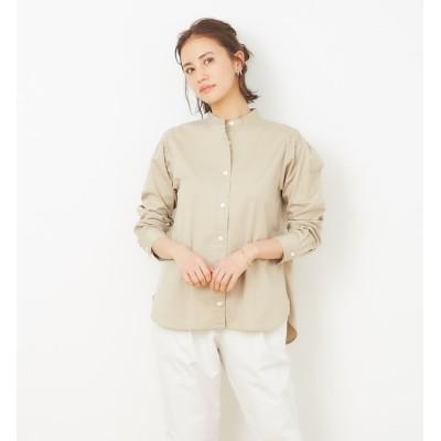 【コレックス/collex】 ツイルシャーリングシャツ
