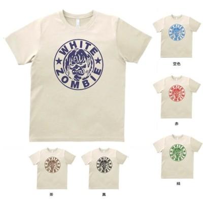 音楽・バンド・ロック・シネマ  Tシャツ WHITE ZOMBIE サンド