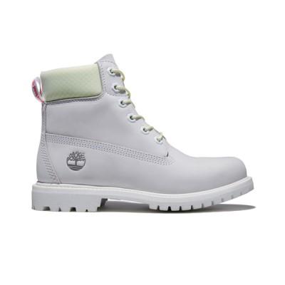 Timberland / レディース ティンバーランド プレミアム 6インチ ウォータープルーフ ブーツ - ホワイト WOMEN シューズ > ブーツ