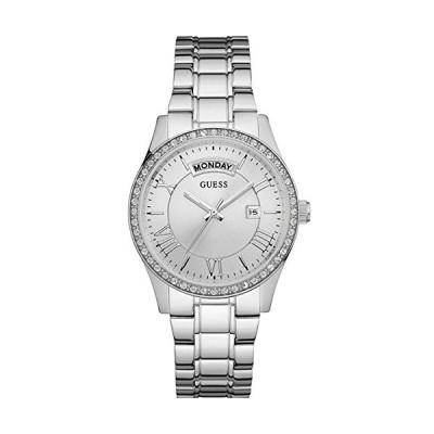 Guess Women's Analogue Quartz Watch with Stainless Steel Bracelet ? W0764L1 並行輸入品