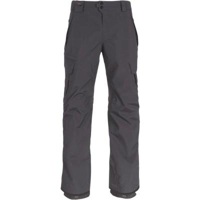 シックス エイト シックス 686 メンズ スキー・スノーボード カーゴ ボトムス・パンツ Smarty 3-in-1 Cargo Snowboard Pants Charcoal