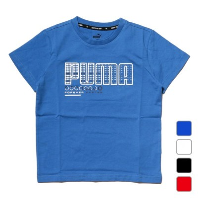 プーマ ジュニア キッズ 子供 半袖Tシャツ ACTIVE SPORTS グラフィック Tシャツ 588870 スポーツウェア PUMA
