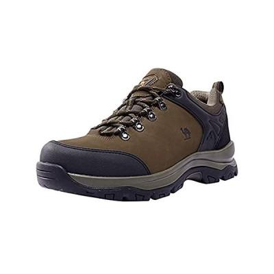 CAMEL CROWN Men's Hiking Shoes Low Top Trekking Boots Non-Slip Walking Snea