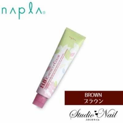 napla ナプラ HB ケアテクトカラー ファッションシェード ブラウン 80g入