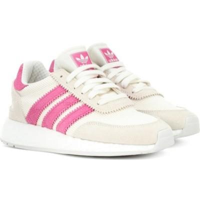 アディダス Adidas Originals レディース スニーカー シューズ・靴 i-5923 sneakers Off White/Ice Pink/Black