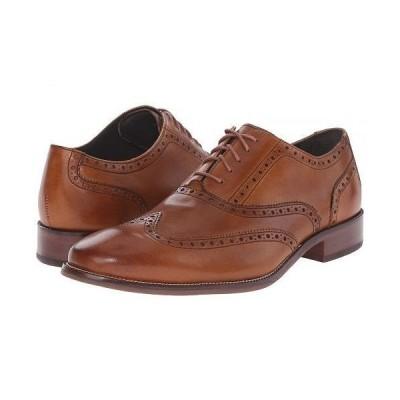 Cole Haan コールハーン メンズ 男性用 シューズ 靴 オックスフォード 紳士靴 通勤靴 Williams Wingtip - British Tan