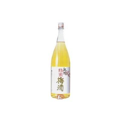 紀州 蜂蜜(はちみつ)梅酒 中野BC 1.8L(1800ml) 瓶 (バラ売り)