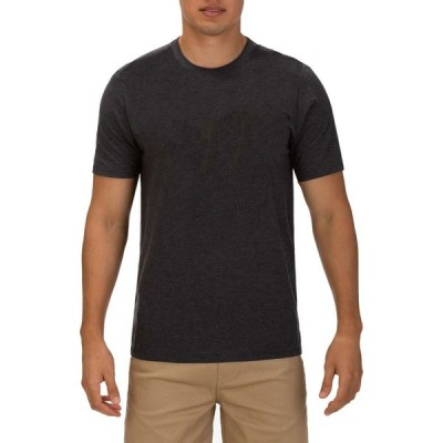 ハーレー Hurley メンズ Tシャツ トップス Staple Crew T - Shirt Black Heather