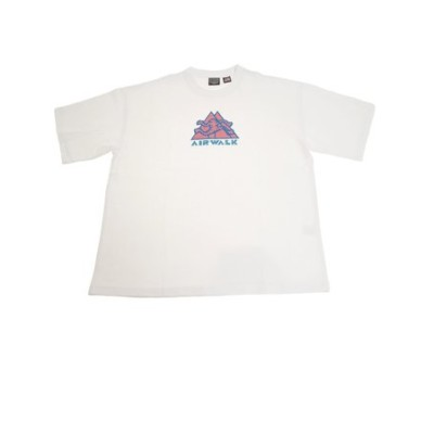 エアウォーク(AIR WALK)BIG天竺クルーTシャツ 0273-4129 09 オンライン価格