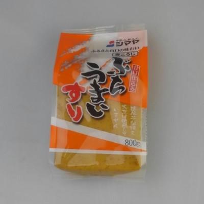 山口の味わい シマヤの味噌『(麦こうじ)ぶちうまい すり』800g(甘口仕込み)