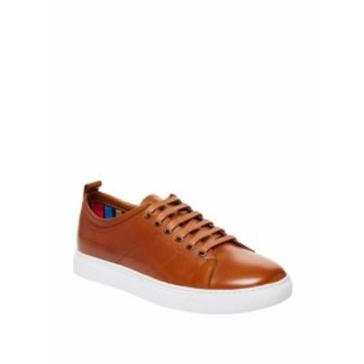 ロバートグラハム メンズ スニーカー Leather Low-Top Sneakers