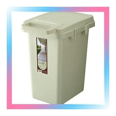 ライトグリーン ゴミ箱 eco コンテナスタイル2 33L ライトグリー