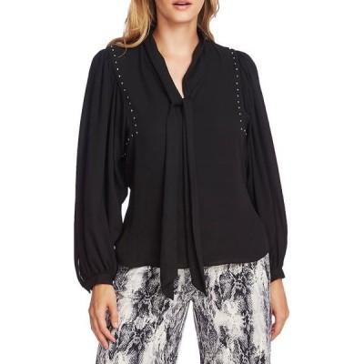 ユニセックス 衣類 トップス Embellished Tie-Front Blouse ブラウス&シャツ