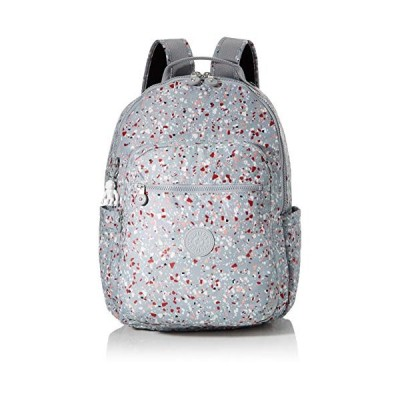 Kipling SEOUL BABY Casual Daypack, 43 cm, 24 liters, Multicolour (Speckled) 並行輸入品