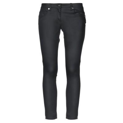 ANNARITA N TWENTY 4H パンツ ブラック 29 コットン 58% / ナイロン 37% / ゴム 5% パンツ