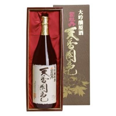 清酒 司牡丹 超特撰 大吟醸原酒「天香国色」 1800ml 日本酒