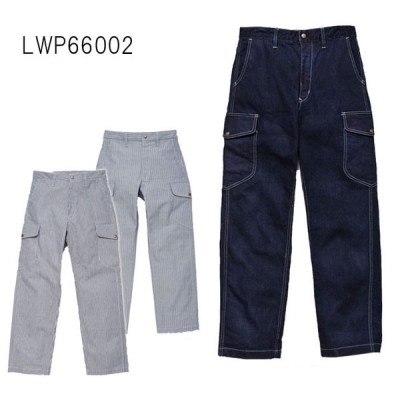 BONMAX  Lee メンズ カーゴパンツ  CARGO PANTS S〜XXL  ワークウェア 作業着 デニム LWP66002 BONMAX
