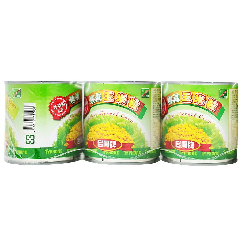 台鳳非基因改造玉米粒 340g