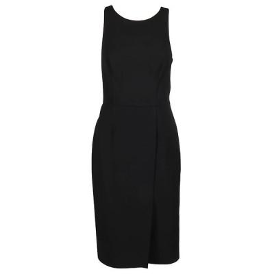 ジバンシー レディース ワンピース トップス Givenchy Sleeveless Graphic Neck Dress -