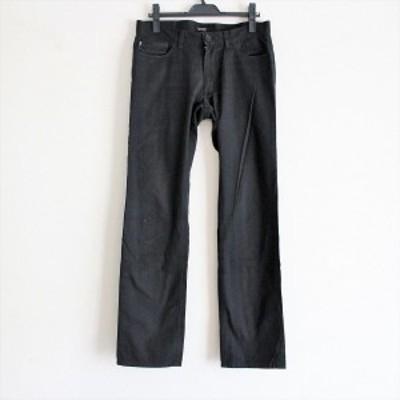 バーバリーブラックレーベル Burberry Black Label サイズ79 メンズ 黒【中古】20210419