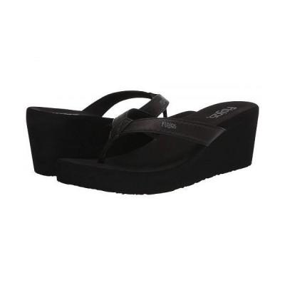 Flojos フロホース レディース 女性用 シューズ 靴 ヒール Olivia Vintage - Black