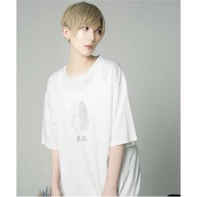 tシャツ Tシャツ 0658/ゼロロクゴーハチ/0658×光宗薫 分身 T-shirt