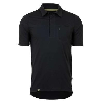 パールイズミ シャツ メンズ トップス Pearl Izumi Men's Prospect Polo Shirt Black