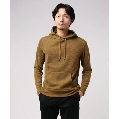 tシャツ Tシャツ HIGH STREET∴WOOL MIXツィードプルパーカ