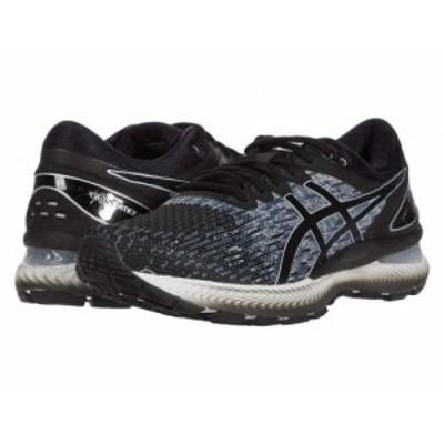 ASICS アシックス メンズ 男性用 シューズ 靴 スニーカー 運動靴 GEL-Nimbus(R) 22 Black/Black 3【送料無料】