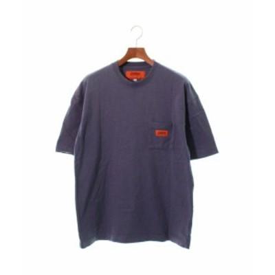 UNIVERSAL OVERALL ユニバーサルオーバーオール Tシャツ・カットソー メンズ