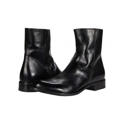 To Boot New York トゥ ブーツ ニューヨーク メンズ 男性用 シューズ 靴 ブーツ ドレスブーツ Belvedere - Black
