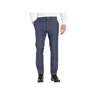 ケネスコール Stretch Textured Weave Slim Fit Dress Pants メンズ パンツ ズボン Medium Blue