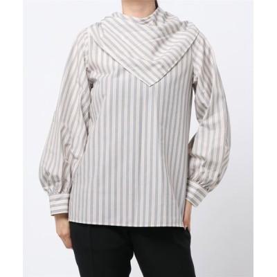 SUPERIOR CLOSET / スカーフデザインブラウス《Rena(R)》 WOMEN トップス > シャツ/ブラウス