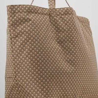 インウェア レディース アクセサリー TRAVEL TOTE BAG - Tote bag - beige/black