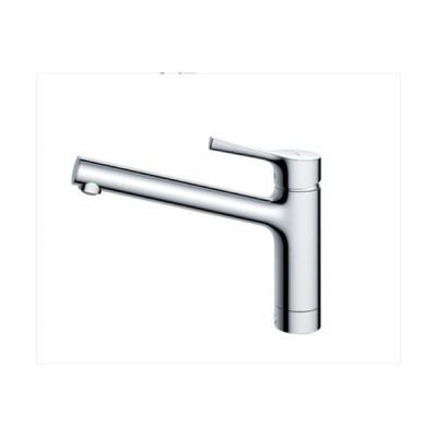 TOTO キッチン用水栓 [TKS05301J] 台付シングル混合水栓 GGシリーズ ワンホールタイプ エコシングル水栓     あすつく