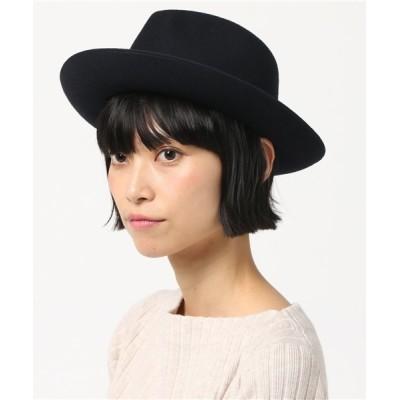 DRESSLAVE / BRONTE(ブロンテ) / wool felt HAT(リボン付ハット) WOMEN 帽子 > ハット