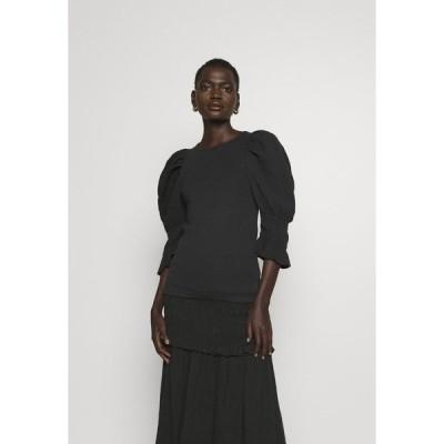 バイマレンバーガー Tシャツ レディース トップス DECONDON - Print T-shirt - black