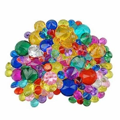 子供 宝石おもちゃ 誕生日 クリスマス・イースター・感謝祭・ハローウィンのプレゼント 約500g カラー全 ミックス