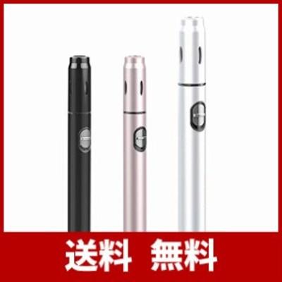 【2020地表は最も強いです] PluscigV10 加熱式電子タバコ 互換機 900Mah 15本連続吸引 USB充電式日本語取扱説明書付き (White)