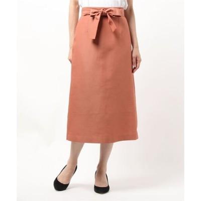 スカート 【LOULOU WILLOUGHBY】ライトツイスターAラインスカート