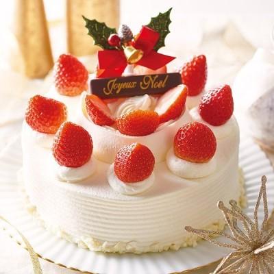ホワイト クリスマス、直径約15cm、北海道産生クリーム小麦粉、和三盆糖、ハーブ卵、
