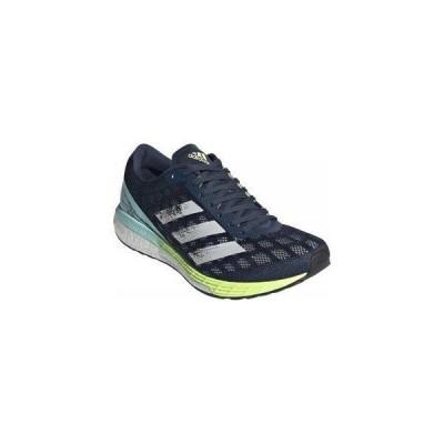 adidas 11_ADIZEROBOSTON9W (H68743) 色 : クルーNVY/クリスタル サイズ : 235