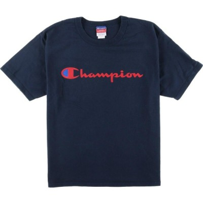 チャンピオン Champion ロゴTシャツ メンズM /eaa056873