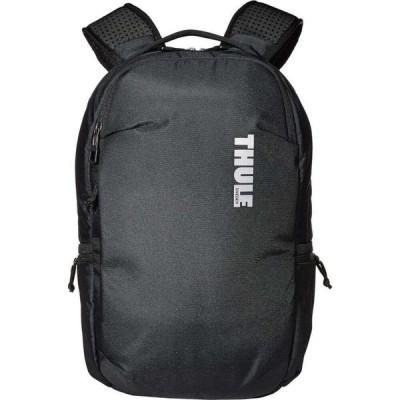 スーリー Thule レディース バックパック・リュック バッグ Subterra Backpack 23L Black