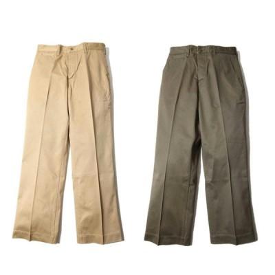 TROPHY CLOTHING【トロフィークロージング】40 Civilian Trousers シリビアントラウザーズ