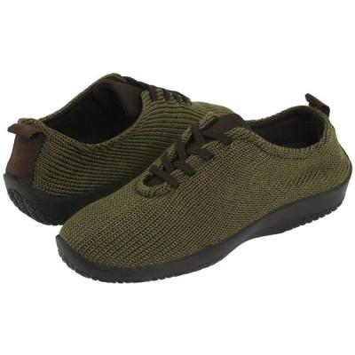 アルコペディコ Arcopedico レディース スニーカー シューズ・靴 LS Olive