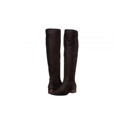 Lucky Brand ラッキーブランド レディース 女性用 シューズ 靴 ブーツ ロングブーツ Kitrie - Black