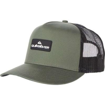 クイックシルバー Quiksilver メンズ 帽子 Lockerbees Hat Four Leaf Clover