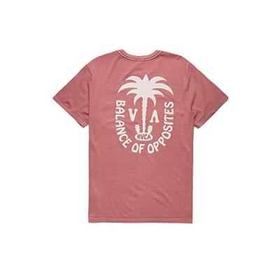 RVCA メンズ Oasis 半袖Tシャツ US サイズ: XX-Large カラー: パープル