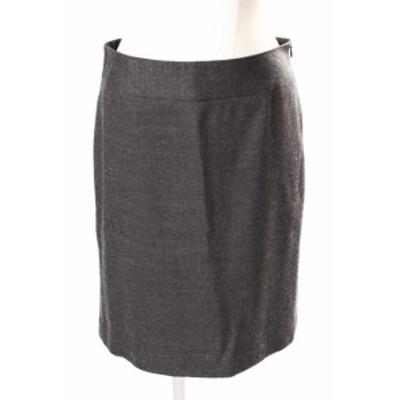 【中古】ユナイテッドアローズ UNITED ARROWS ウール混 タイト スカート /mm0513 レディース